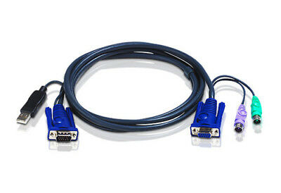 Aten - USB-KVM-Kabel Adapter/Cable Aten NEW