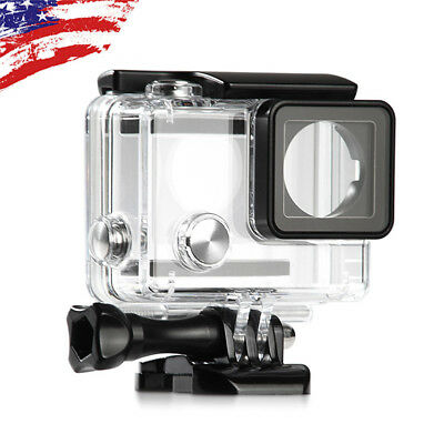 Underwater Waterproof Housing Standard Protective Case For GoPro Hero 4 3+ 3