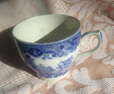 Old Blue And White  Cup