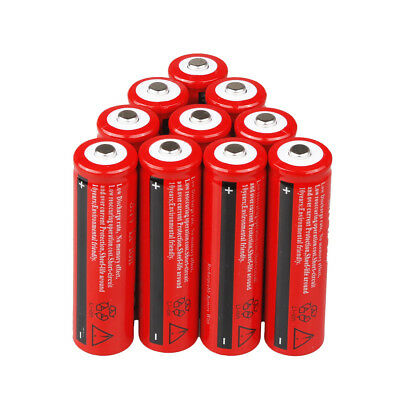 Ultrafire 3000mAh 3.7V Li-ion Batteries 18650 Rechargeable Battery for Torch