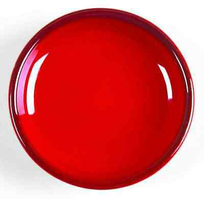 Metlox/Poppytrail/Vernon RED ROOSTER RED Coaster 1238122