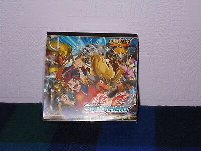 Future Card Buddyfight Drum's Adventure Box  30 Packs Sealed FREE UK Postage