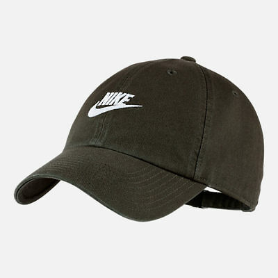 851d2abf4 NIKE HERITAGE 86 Futura Unisex Cap / Hat NEW Adjustable H86 Sequoia (Army  Green)