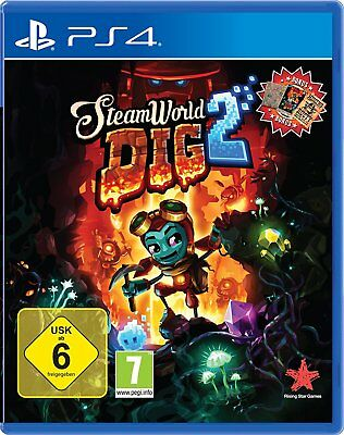 Steamworld - Dig 2     PS4         Playstation 4       !!!!! NEU+OVP !!!!!