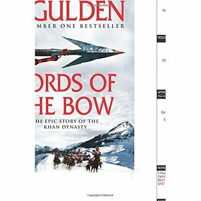 Lords of the Bow - Paperback NEW Iggulden, Conn 2010-07-08