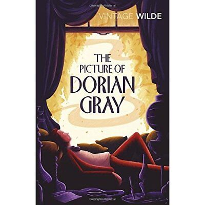 The Picture of Dorian Gray (Vintage Classics) - Paperback NEW Wilde, Oscar 2007-