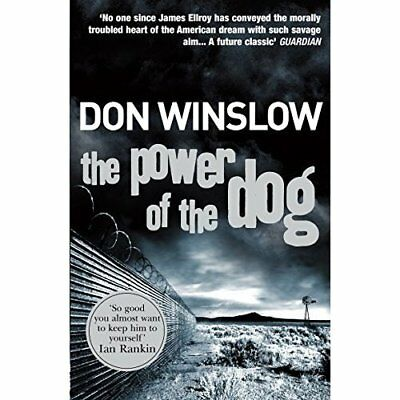 The Power of the Dog - Paperback NEW Winslow, Don 2006-04-27