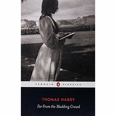 Far from the Madding Crowd - Paperback NEW Hardy, Thomas 2003-02-27