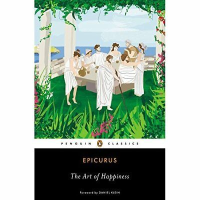 The Art of Happiness (Penguin Classics) - Paperback NEW n/a Epicurus 2013-05-02