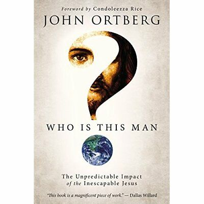 Who Is This Man PB - Paperback NEW JOHN, ORTBERG 2012-07-20