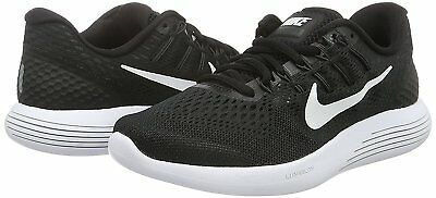 8fa7d2ef755e NEW NIKE LUNARGLIDE 8 Men s Running Shoes Size 12 Black White AA8676 ...