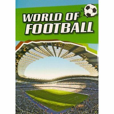 World of Football - Paperback NEW Hurley, Michael 2010-02-15