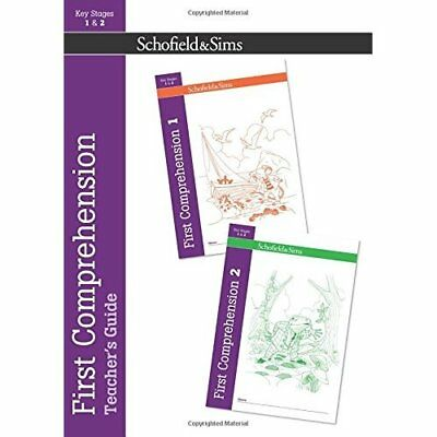 First Comprehension Teacher's Guide: Years 2-3 - Paperback NEW Celia Warren (A 2