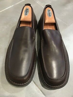 BRAND NEW Banana Republic Dark Brown Rich Leather Loafer, Size 11, Made in Italy