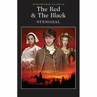 The Red & The Black (Wordsworth Classics) - Paperback NEW Stendhal (Autho 2015-0