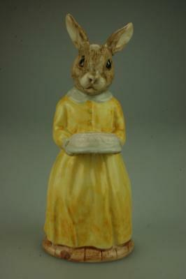 Royal Doulton Bunnykins 60th Anniversary DB137 Figurine Retired