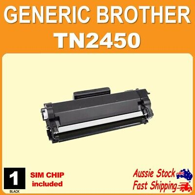 2x 4x 6x TN2450 TN2430 toner for Brother L2350DW L2375DW L2395DW L2713DW L2750DW