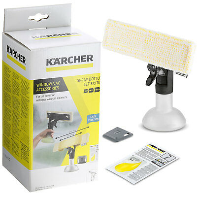 Karcher WV1 WV2 WV5 WV50 WV60 WV70 Window Vac Spray Bottle Kit 26331290 Genuine