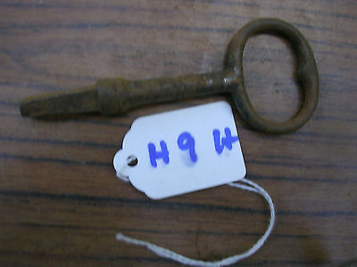 Antique Clock Key