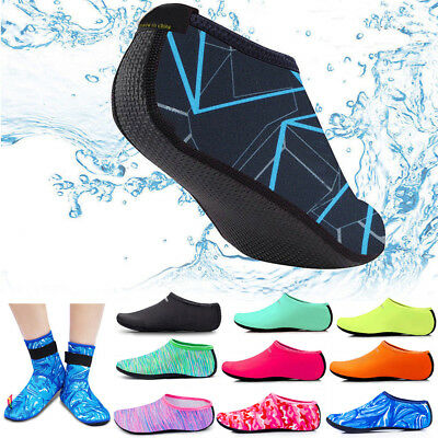 Kid/Adult Unisex 3mm Neoprene Diving Scuba Snorkeling Swimming Socks Beach Shoes