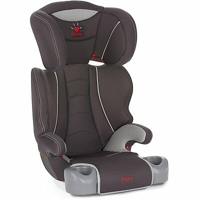 Diono Child Hip High Back Booster Baby Child Unisex  Car Seat in Slate NEW