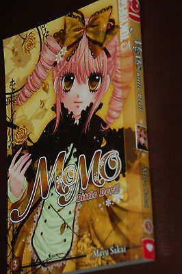 MOMO LITTLE DEVIL No 3 - Mayu Sakai, TokyoPop manga graphic novel - in German