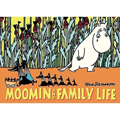 Moomin and Family Life - Paperback NEW Tove Jansson(Au 1 Nov. 2016