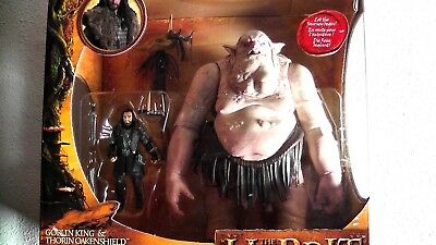 The Hobbit Goblin King & Thorin Oakenshield NEU BD16026