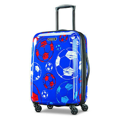 "American Tourister Moonlight 20"" Exp. Hardside Carry-On Spinner Luggage 92504"