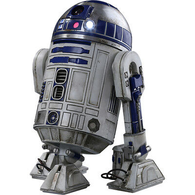 Star Wars The Force Awakens - R2-D2 1/6th Scale Hot Toys Action Figure