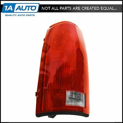 Taillight Lamp Brake Light w/ Circuit Board Driver LH for Chevy GMC Cadillac
