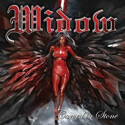 WIDOW- Carved In Stone CD us metal ala WRETCH,WALPYRGUS,CRESCENT SHIELD