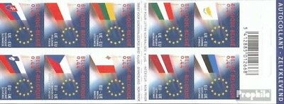 Belgium 3342MH-3351MH mint never hinged mnh 2004 Extension the European Union