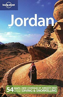 (Good)-Jordan (Lonely Planet Country Guides) (Paperback)-Walker, Jenny-174104738