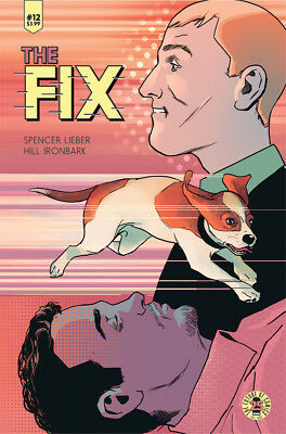 THE FIX (2016) #12 New Bagged