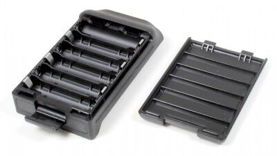 ICOM BP240 BATTERY CASE FOR FOR IC-F15 F25 F25SR F34 F44 ETC x 1