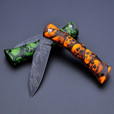 Folding Pocket Mini Fruit Knife Tactical Survival Outdoor Camping Knife Pretty