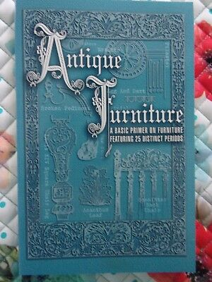 Antique Furniture Paperback Reference Book