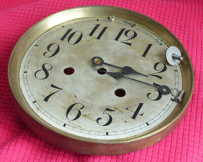 Vintage Wall Clock Face