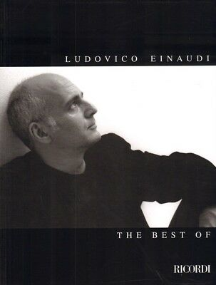 Ludovico Einaudi The Best Of Piano Klavier Noten