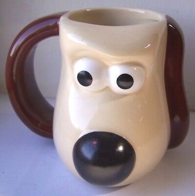 Ancien Mug / Tasse Wallace & Gromit - Import Gb - Aardman 2005 - Occasion Be -