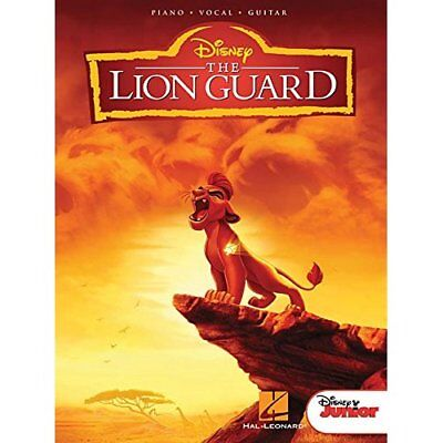 Willis the Lion Guard from Disney Junior Series Soundtr - Paperback NEW Christop