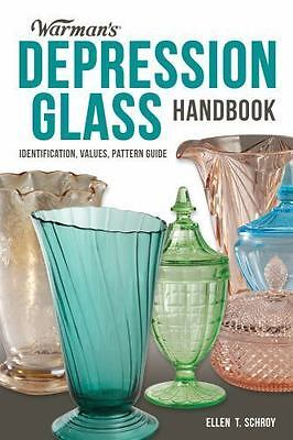 Warman's Depression Glass Handbook: Identification, Values, Pattern Guide (Paper