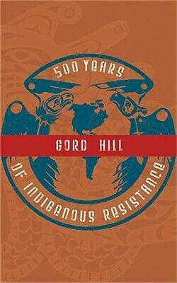500 Years of Indigenous Resistance (Paperback or Softback)
