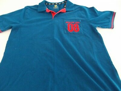 Sydney Roosters - Official Nrl Polo Shirt+Pocket - Large  -See Desc For Sizing