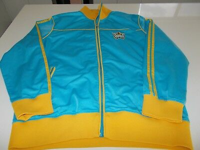 Gold Coast Titans - Official Nrl Tracksuit Top - Xl -See Desc For Sizing