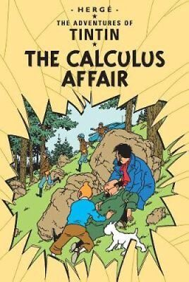 The Calculus Affair by Herge 9781405208178 (Hardback, 2003)