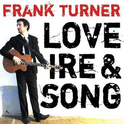 Frank Turner - Love Ire And Song - Limited Edition (NEW 2 VINYL LP)
