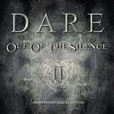 Dare - Out Of The Silence II (Anniversary Special Edition) [New CD]