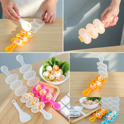 Design Rice Balls Gadgets Shake Mold Mould Convenient Kitchen Tube New Lovely